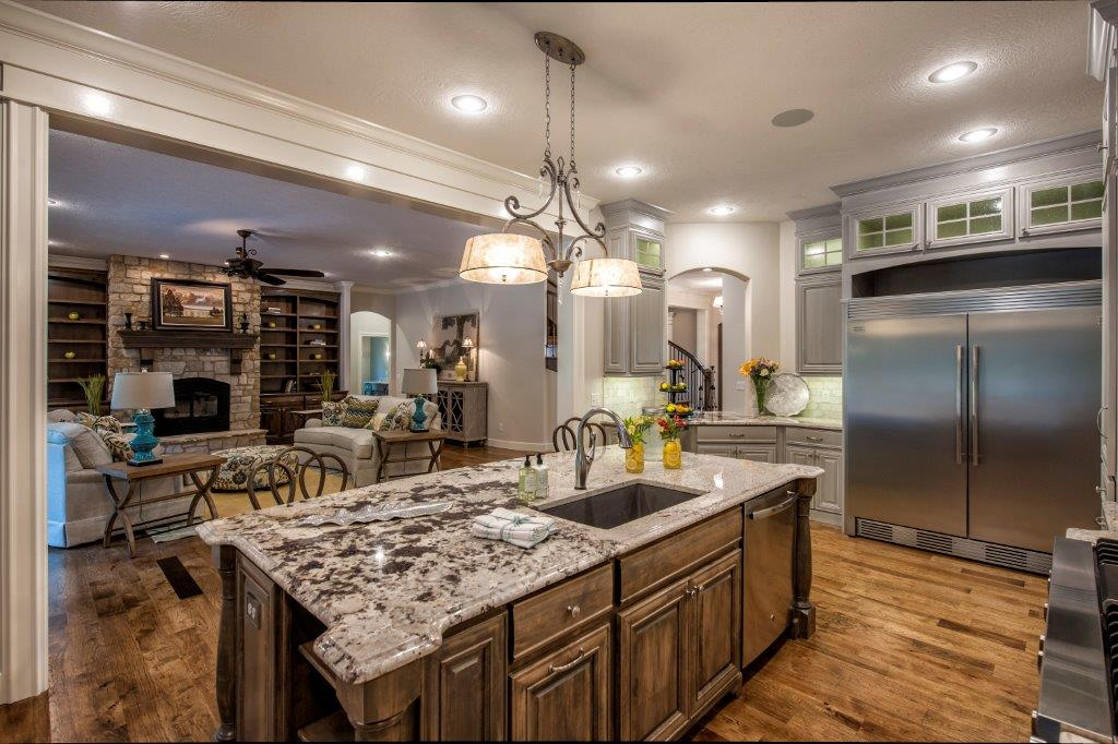 New Orleans Millstone Custom Homes
