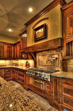 Colorado Western Millstone Custom Homes