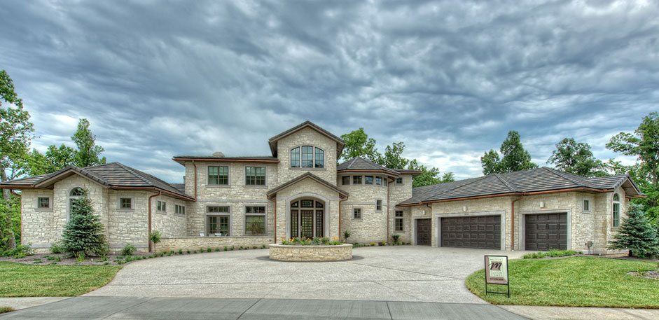 Contemporary Millstone Custom Homes