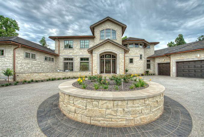 Contemporary Millstone Custom Homes