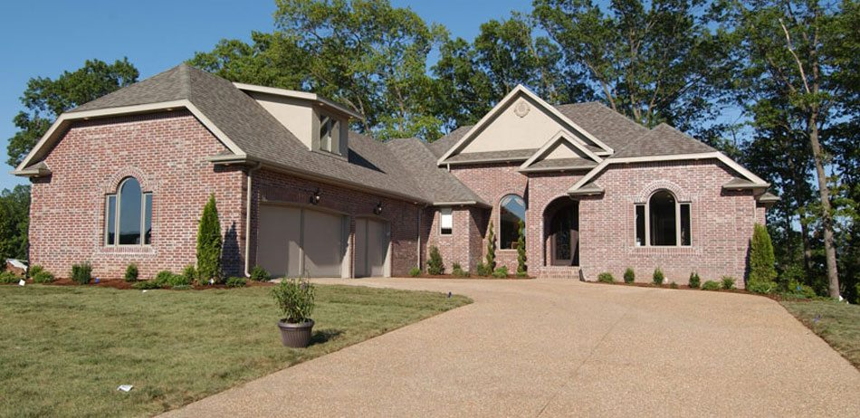 Traditional Millstone Custom Homes
