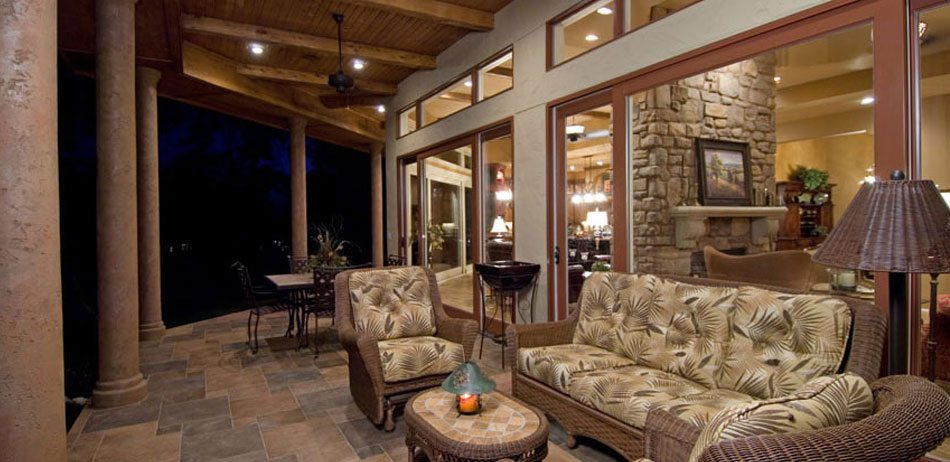 Tuscan Millstone Custom Homes